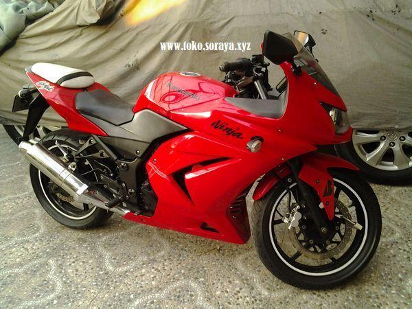 Dijual Cepat  Motor Kawasaki Ninja 250 R