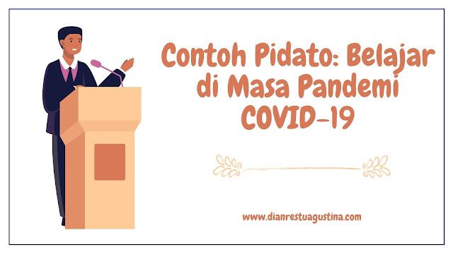 Belajar di Masa Pandemi COVID-19