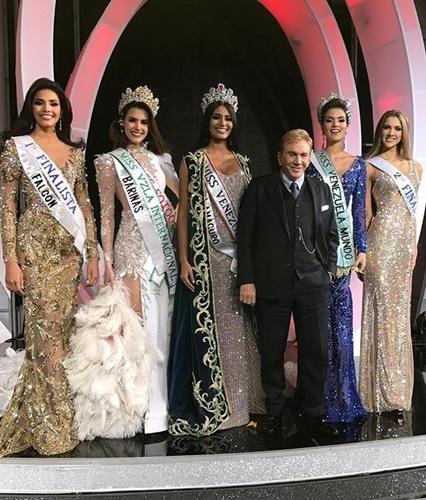 Miss Universe 2017 Kevin >> Matagi Mag Beauty Pageants: Sthefany Gutierrez - Miss Universe Venezuela 2018