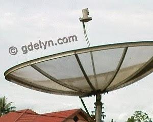 Antena Jaring Mesh,gdelyn.com