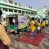 मतदाताओं को जागरूक करने के उद्देश्य से मतदाता जागरूकता नुक्कड़-नाटक टीम को उपायुक्त ने किया रवाना