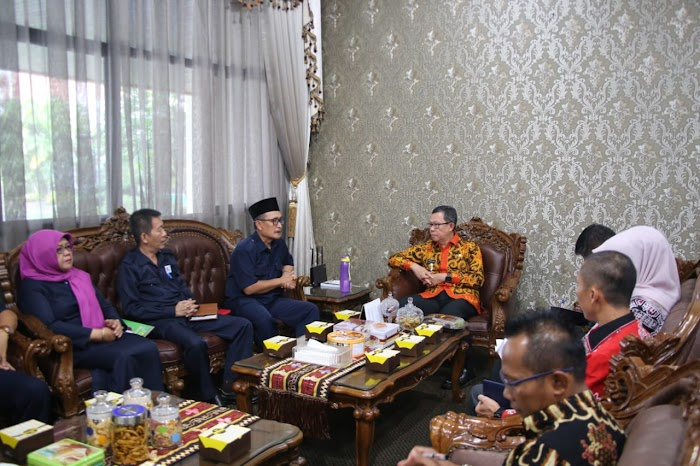 Pemprov Lampung Minta Polinela Padukan Inovasi Bidang Pertanian dengan Industri Pariwisata
