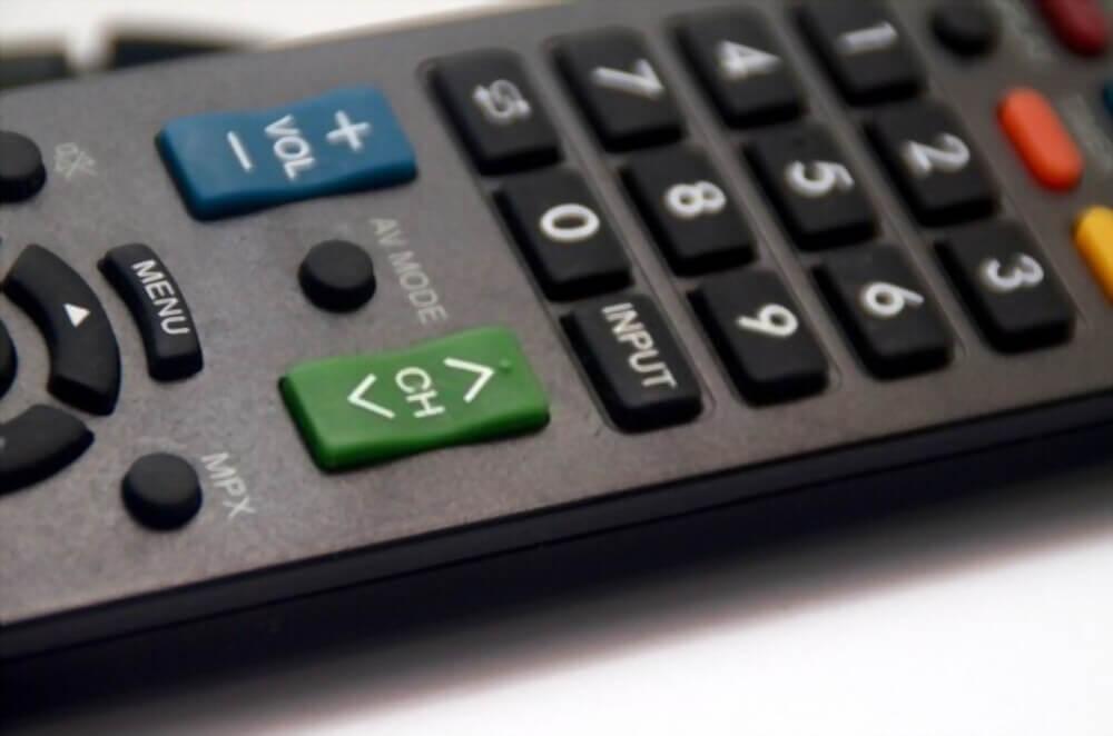Kode Remot TV China