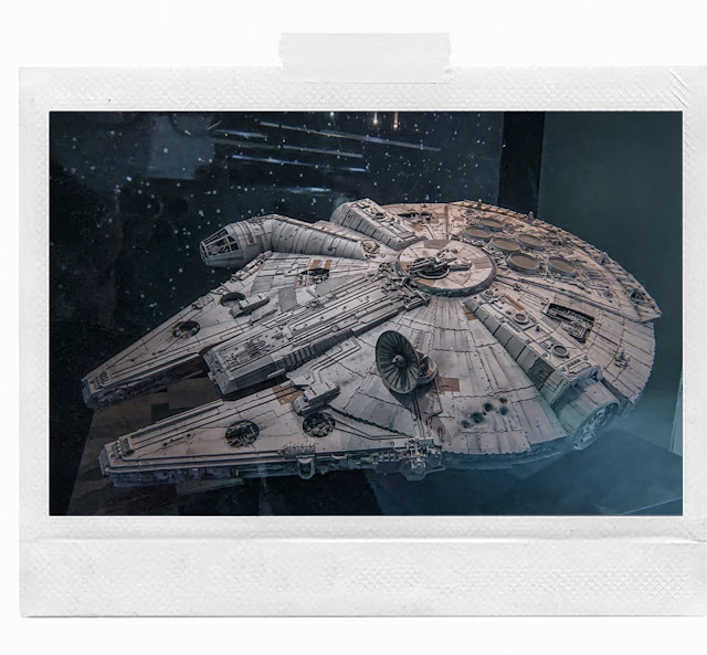 star-wars-exhibition-singapore-spaceship-model