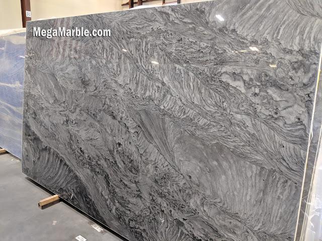 Grey Quartzite Slabs & Countertops
