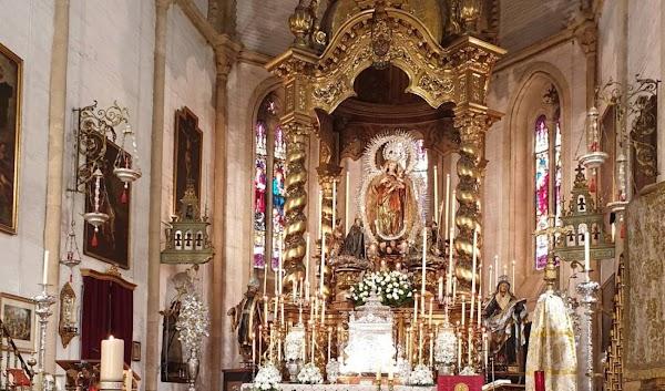 Hasta 40 hermandades de Gloria de Sevilla se apuntan a las jornadas de puertas abiertas organizadas por el Consejo
