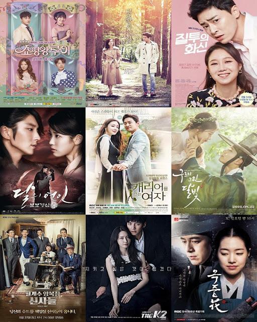 Tanggal 10-16 Oktober 2016 Rating Pemirsa Drama Korea