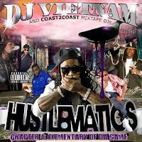DJ Vietnam Hustlematics Contest & Partnership - Hip Hop Empire Magazine
