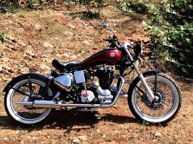 Puranam Design Retro Bobber