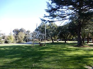 スタンフォード大学構内風景