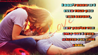 LOVE PIC WITH QUOTES
