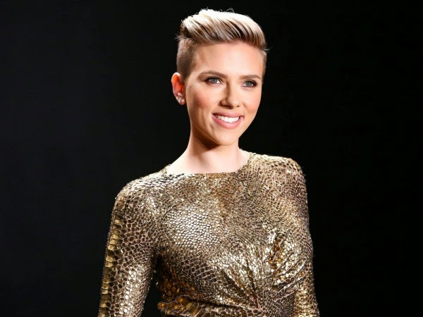 Scarlett Johansson's Started A Girl Group. Listen To Their First Song
