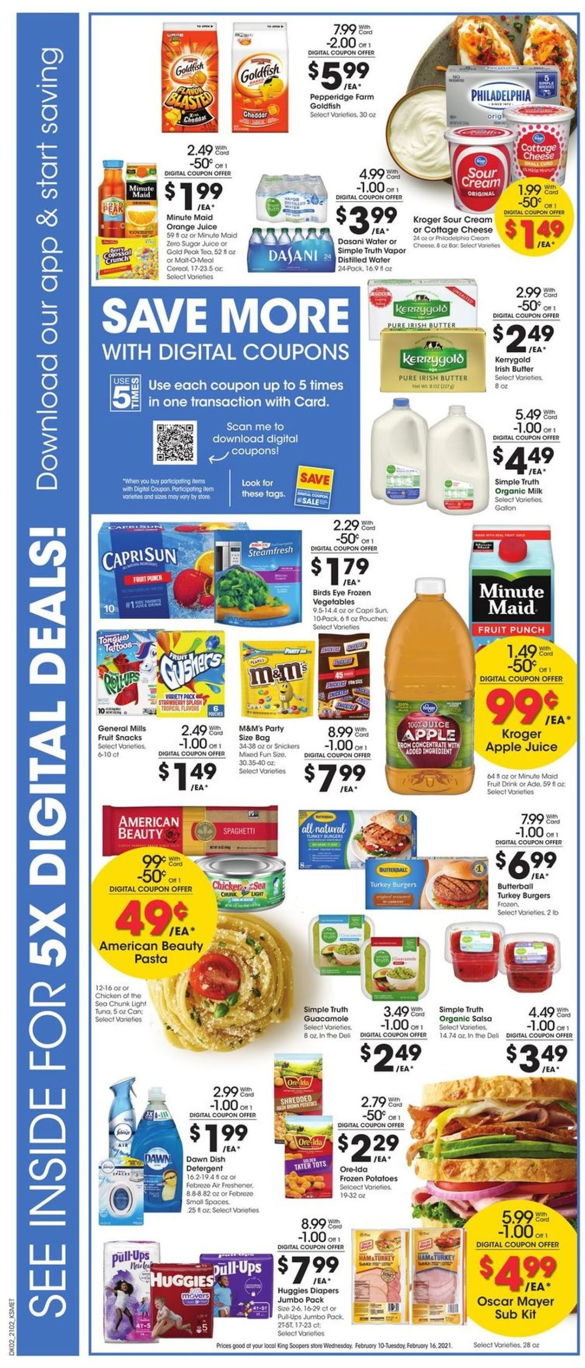 King Soopers Ad Preview March 3 9 2021