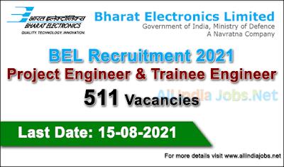BEL-Recruitment-Engineer-Vacancies-Apply-Onine-allindiajobs.net