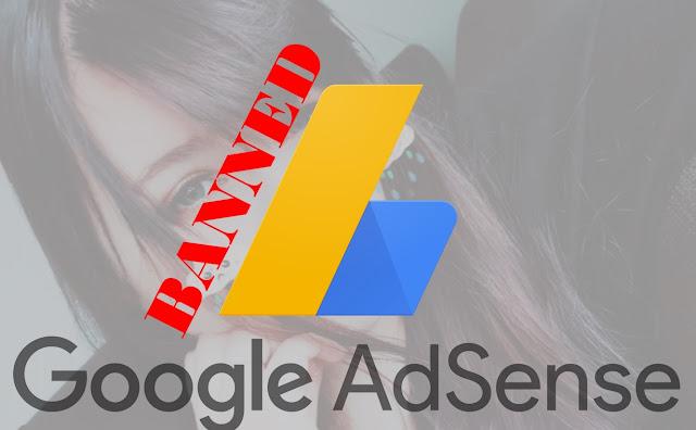 Banned Massal Google Adsense - igsaiika_tine_