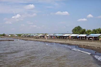 Objek Wisata Pantai Maron Semarang