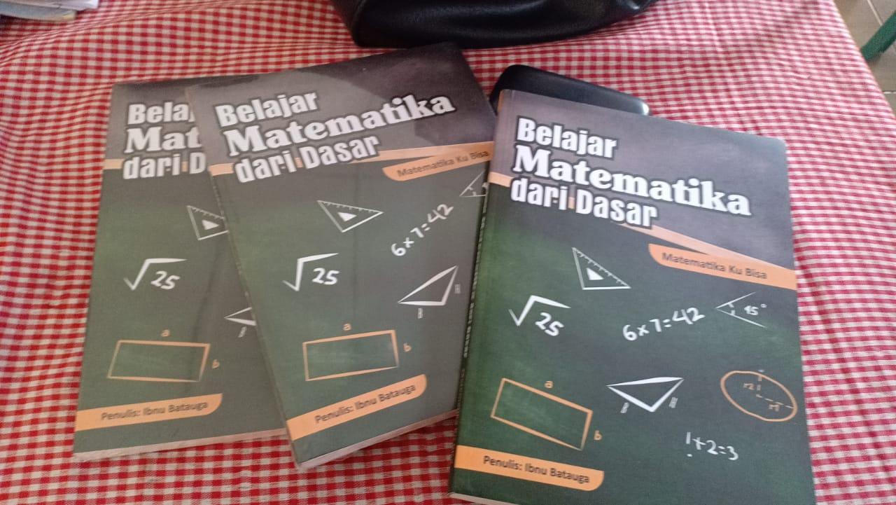 Buku Matematika Dasar