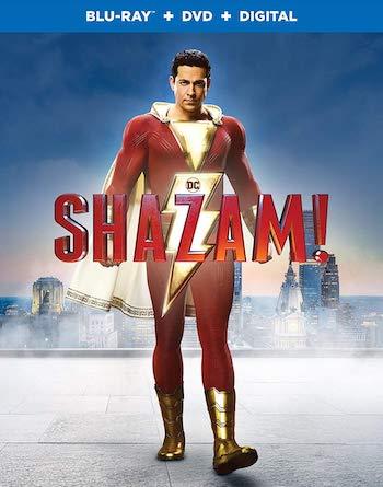 Shazam 2019 480p 400MB BRRip