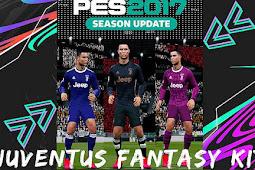 Juventus Fantasy Kit 2021 - PES 2017
