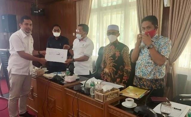 Masa pandemi Genjot PAD Sulit , KI Sumbar Canangkan Realisasi Anggaran | dutametro