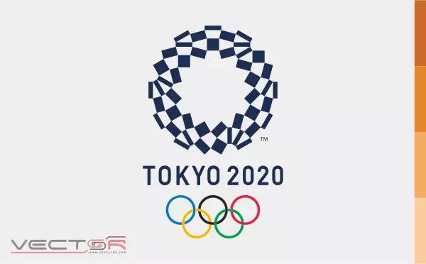 Tokyo 2020 Olympics Logo - Download Vector File AI (Adobe Illustrator)