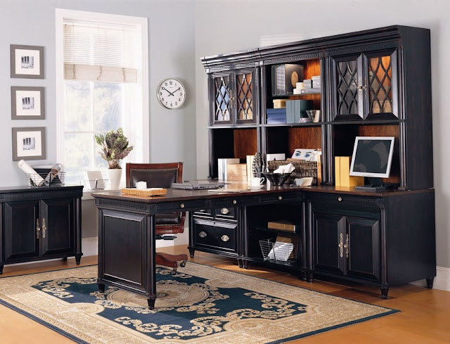 best buy wood home office furniture Norwich for sale