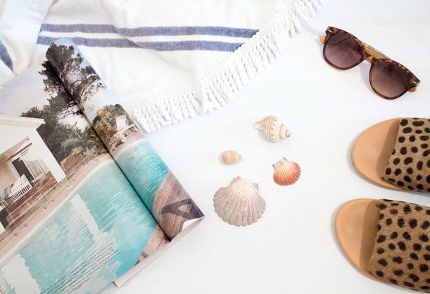 5 Beach Essentials for Summertime
