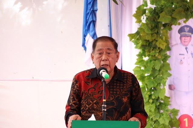Ciptakan Pelayanan Prima, Bupati Lombok Utara Launching Tiga Program Kerja