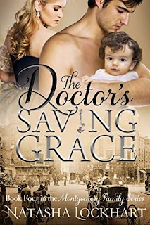 The Doctor's Saving Grace - historical romance by Natasha Lockhart