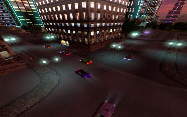 52e160b85 تحميل لعبة سيارات سباق جديدة City Racing 3D للكمبيوتر والموبايل