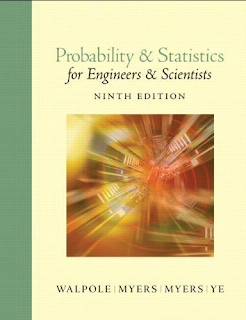 Free Download probability and statistics for engineers and scientists walpole 9th edition