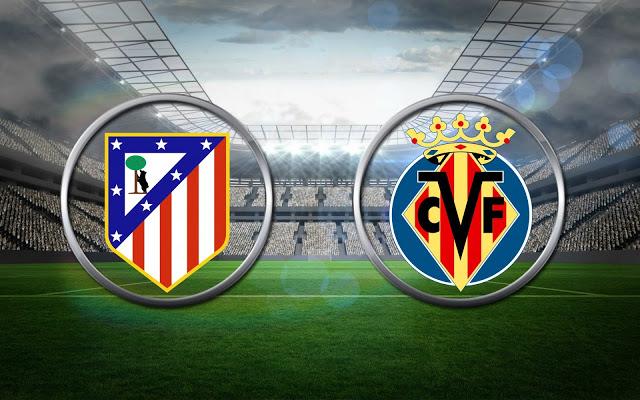 بث مباشر مباراة اتلتيكو مدريد وفياريال