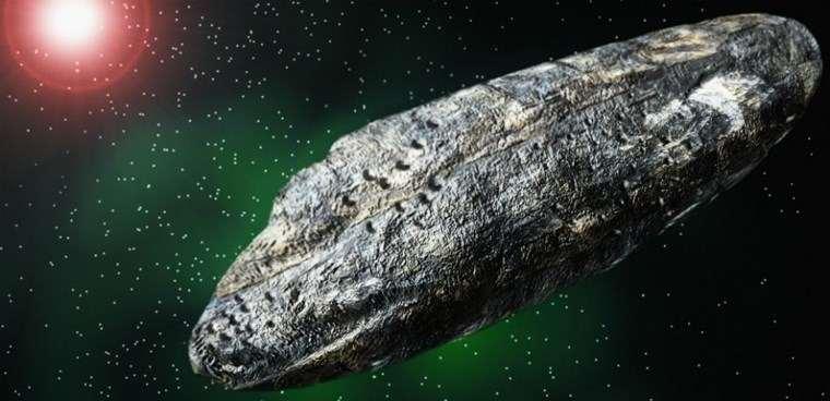 Μυστήριο με το «διαστημικό πούρο» – Τι προβληματίζει τους επιστήμονες