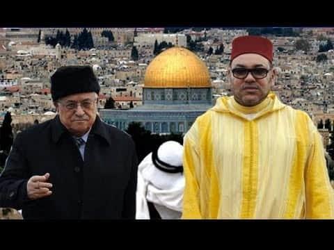 المغرب بقيادة جلالة الملك محمد السادس نصره الله  يواصل الجهود لدعم ونصرة القدس الشريف