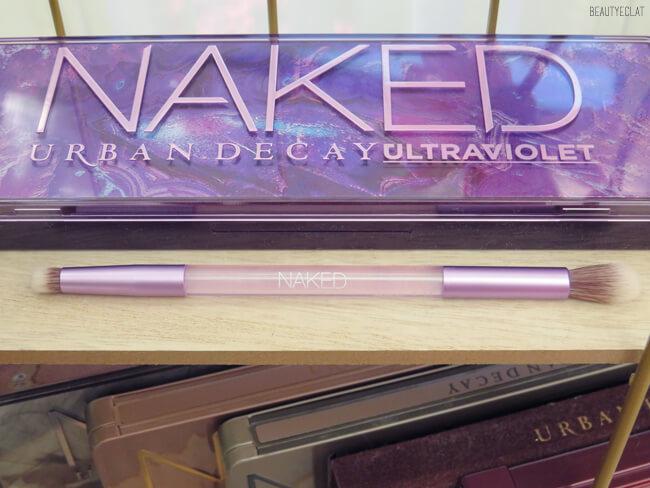 Naked ultraviolet pinceau avis