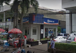 Lokasi ATM BRI Setor Tunai BOGOR