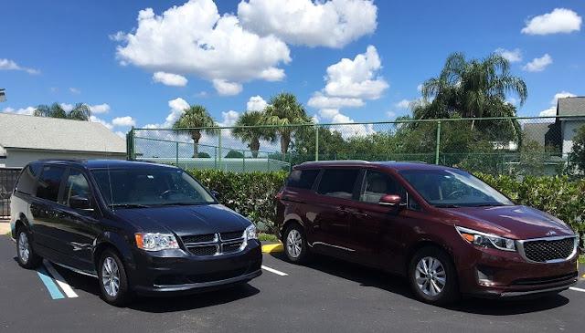 Serviço de transporte brasileiro em Orlando