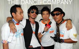 The Dance Company - Rocker Sayang Keluarga