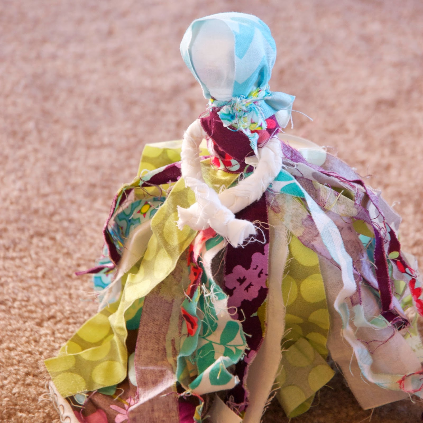 Restlessrisa Rag Doll No Sewing Required