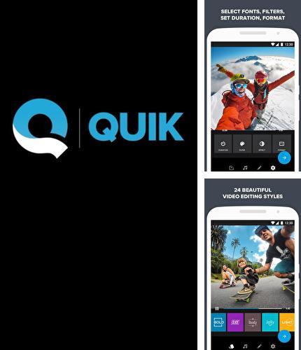 Quik: Video Düzenleyici