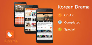Aplikasi nonton drama Korea KDrama