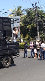 Aliansi Pemuda Anti Korupsi Kabupaten Lombok Timur Mendukung Undang-Undang KPK