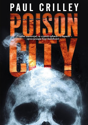 Paul Crilley - Poison City