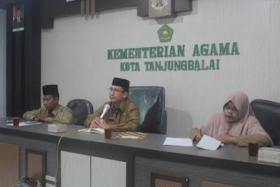 Kakankemenag Tanjungbalai : Jangan Ada Rivalitas Tapi Solidaritas