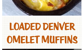 Loaded Denver Omelet Muffins