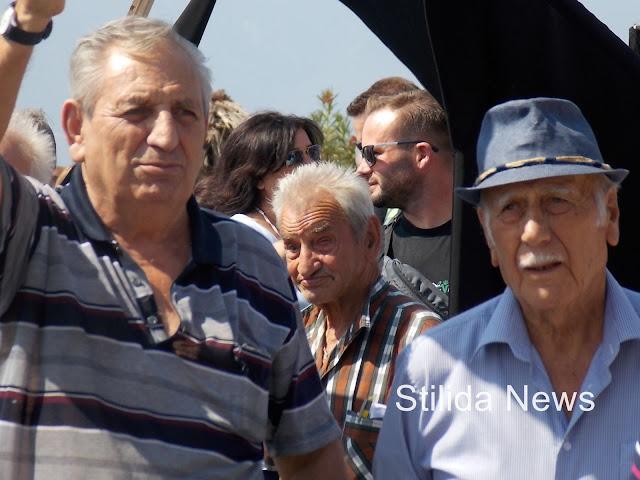 Στυλίδα: Συγκέντρωση κατά της δημιουργίας Hot spot στον Καραβόμυλο Στυλίδας