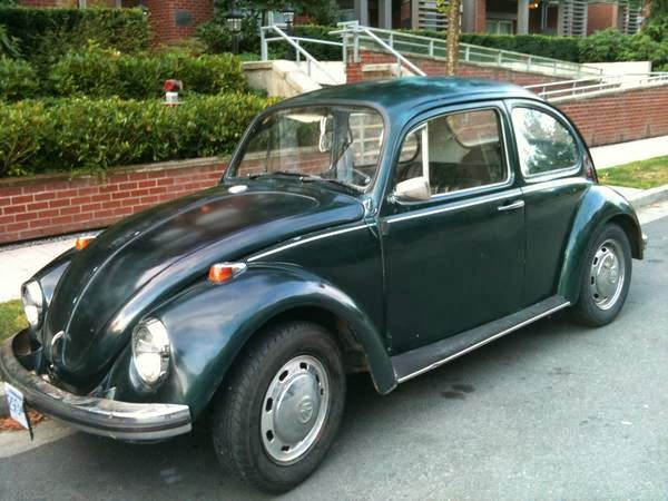 used 1969 volkswagen beetle by owner. Black Bedroom Furniture Sets. Home Design Ideas