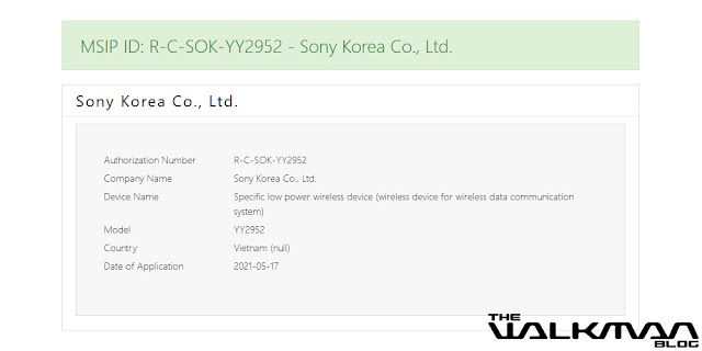 Sony YY2952