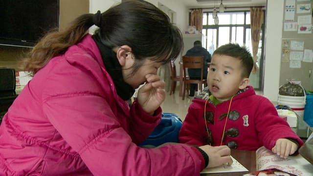visul confucian li mijie mama plange citind scrisori