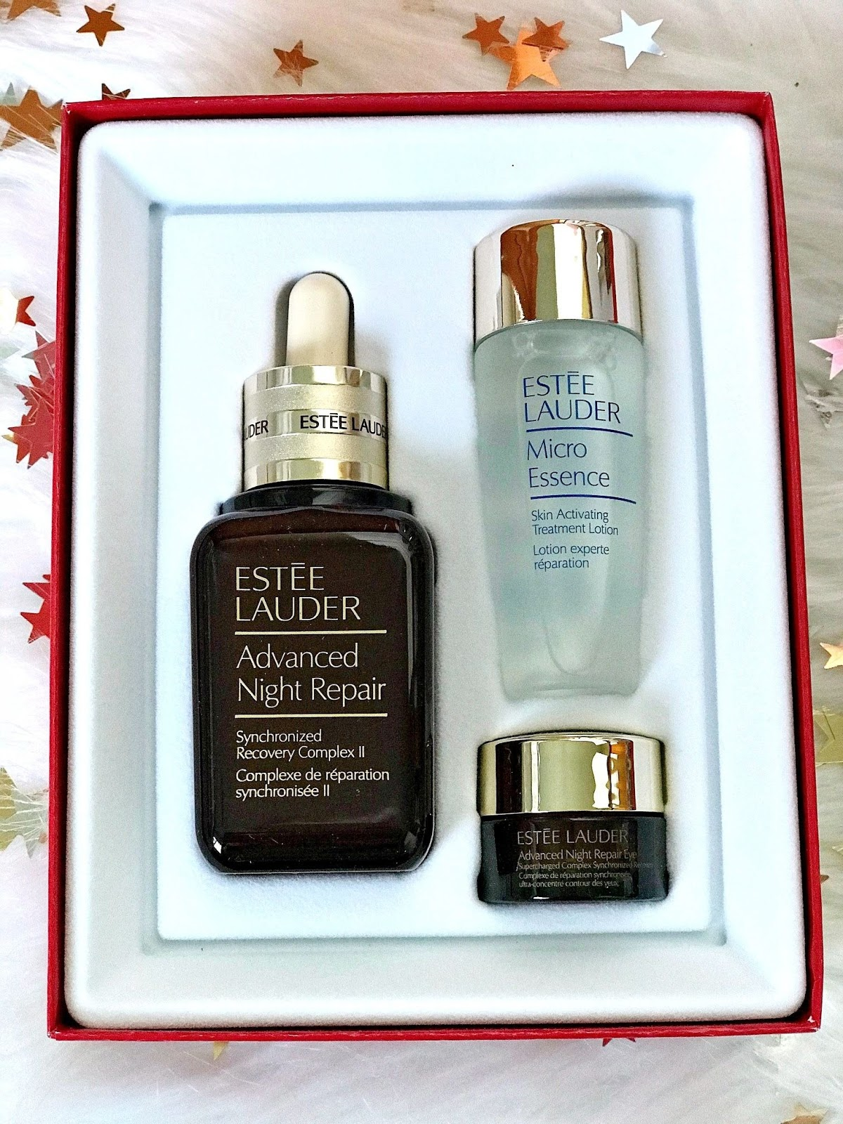 Estée Lauder Repair and Renew Essentials Skincare Gift Set Review